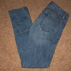 Loft Light Wash Jeans